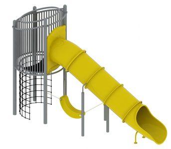 Green Play Slide - 5007