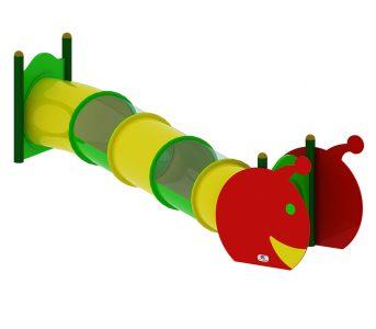 Green Play Crawl Tube - 8001